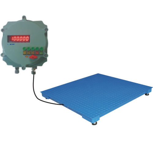 Flame Proof Heavy Duty Platform Scale