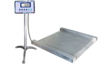 Ultra Low Profile Platform 4 Load Cell Scale S.S. (Stainless Steel)